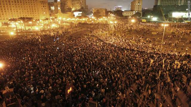 Egypt says it will end NGO raids, return seized items