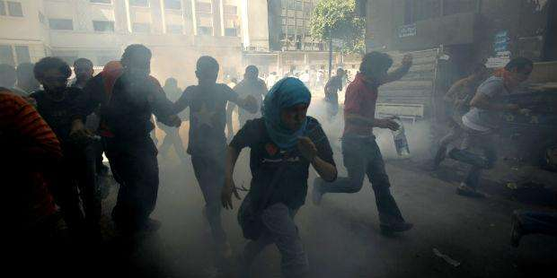 Middle East and North Africa: Protest and repression set to continue in 2012