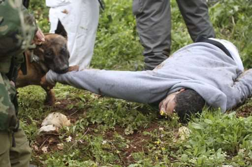 الاحتلال يوظّف الكلاب البوليسية لأغراض التعذيب والتنكيل بالفلسطينيين