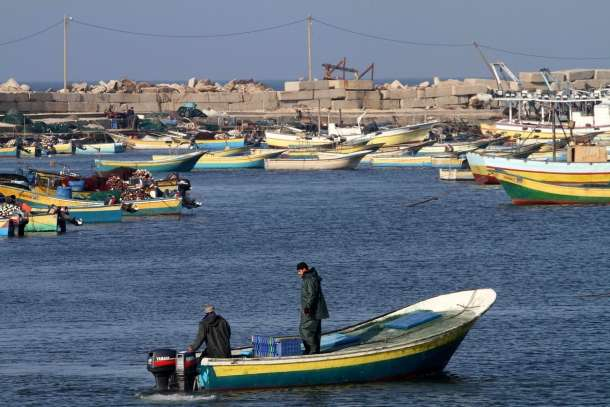 Euro-Mid documents ongoing harassment of Gaza fishermen