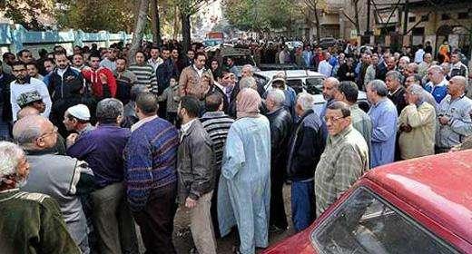 لا مخالفات جوهرية تمس نزاهة الاستفتاء على مشروع الدستور بمصر