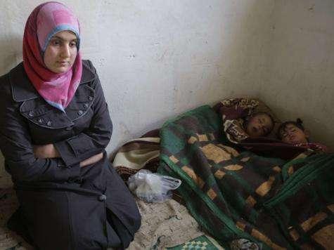 عدد اللاجئين السوريين يصل إلى المليون