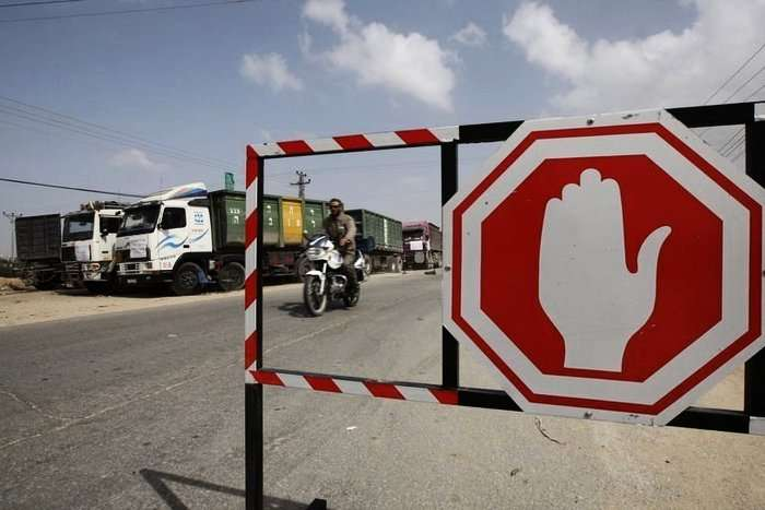 UN: Israel's newly imposed restrictions affecting thousands of families in Gaza
