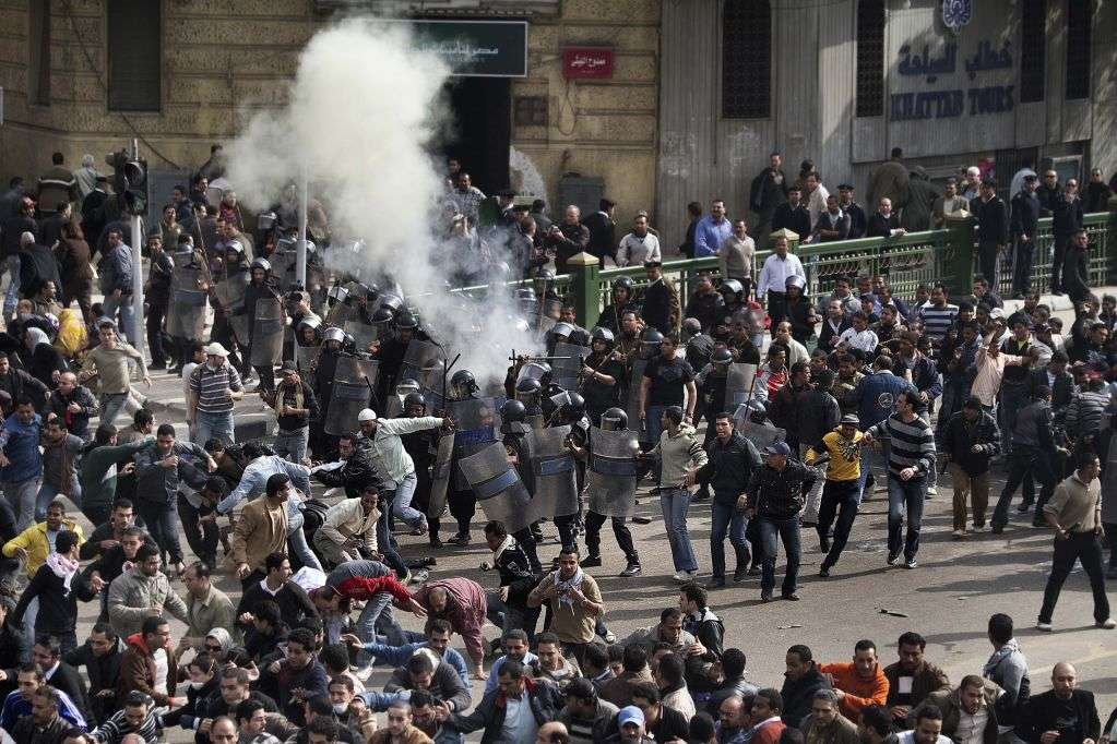 تحذير من انتشار الفوضى في مصر