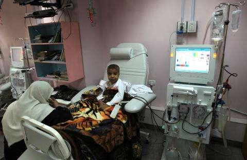 تحذير من كارثة إنسانية في غزة