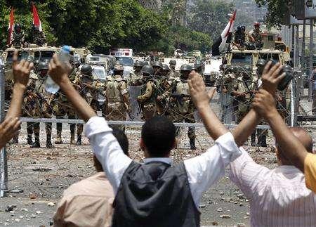 """إدانة حادثة """" الحرس الجمهوري"""" وتحذير من تداعيات الانقلاب في مصر"""
