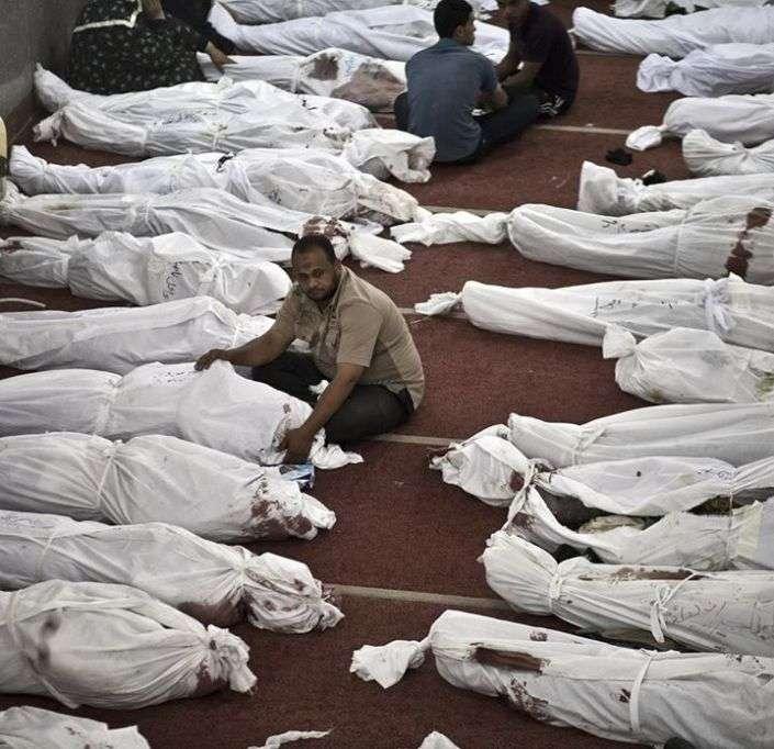 إتهام السلطات في مصر بالتستر على أعداد الضحايا