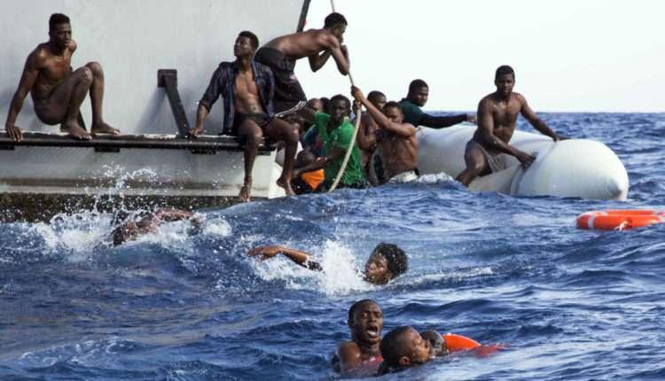 Communiqué conjoint: Des centaines de morts Libyens après un accord européen pour une censure supplémentaire le long de sa côte