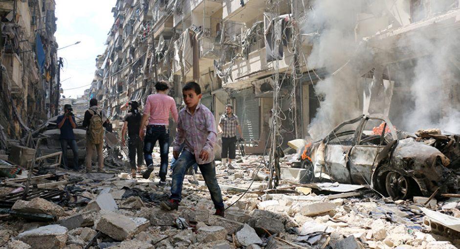 Alep : de nouvelles preuves de crimes de guerre