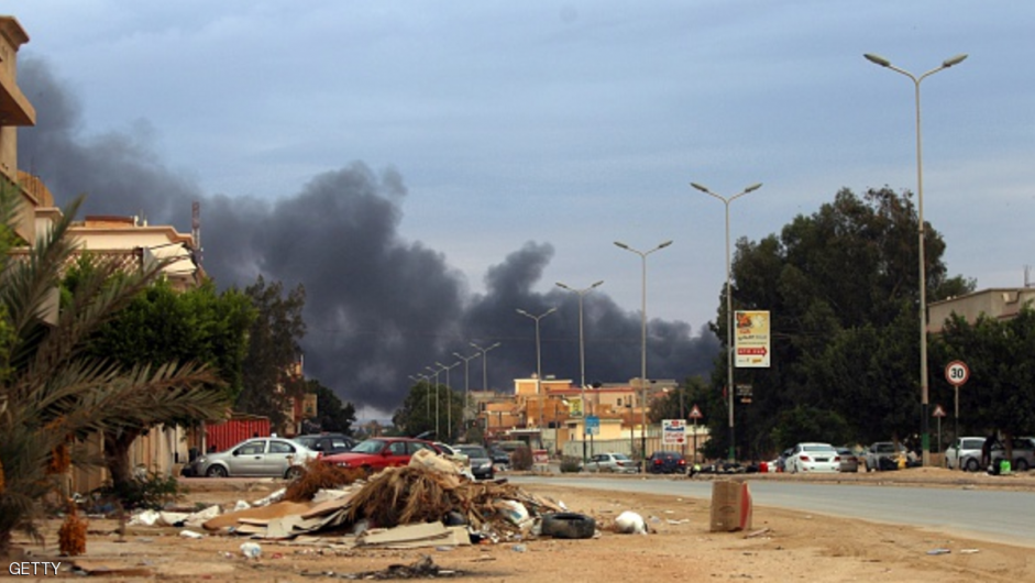 مطالب بمساعدة دولية لإخلاء المدنيين من بنغازي