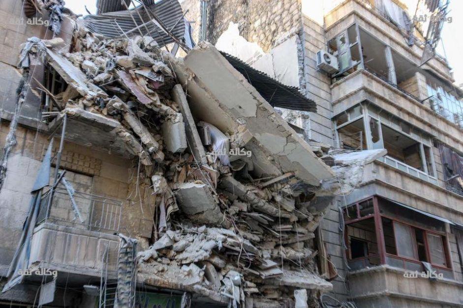 سوريا: 3264 مدنياً قتلوا منذ بداية التدخل الروسي