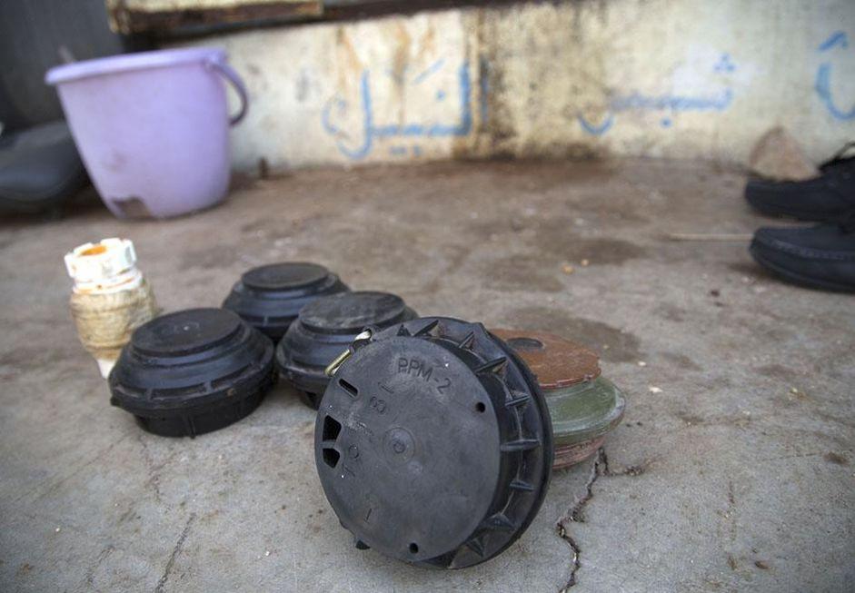 الألغام التي يزرعها الحوثيون تحصد أرواح المدنيين في اليمن