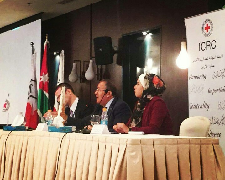 l'Observatoire Euro-Med participe à un forum d'aide humanitaire à Amman