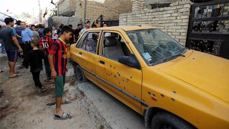 Wave of attacks kills dozens in Iraq