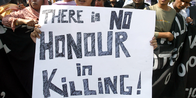 Recorded 'Honor' Killings on the Rise in Jordan