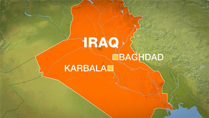 Iraq: Suicide attack hits south of Baghdad