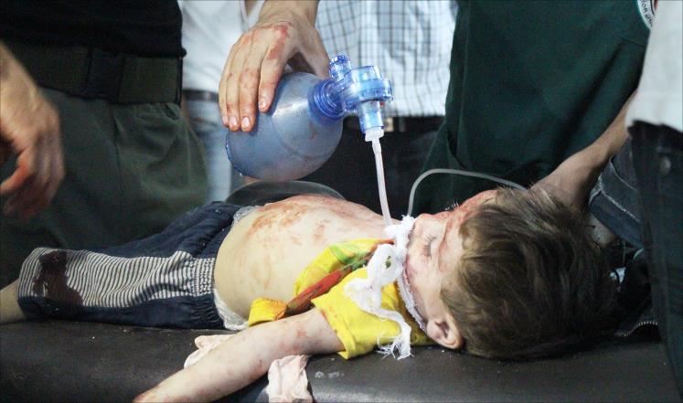 سوريا: مقتل 23863 طفلاً منذ آذار 2011