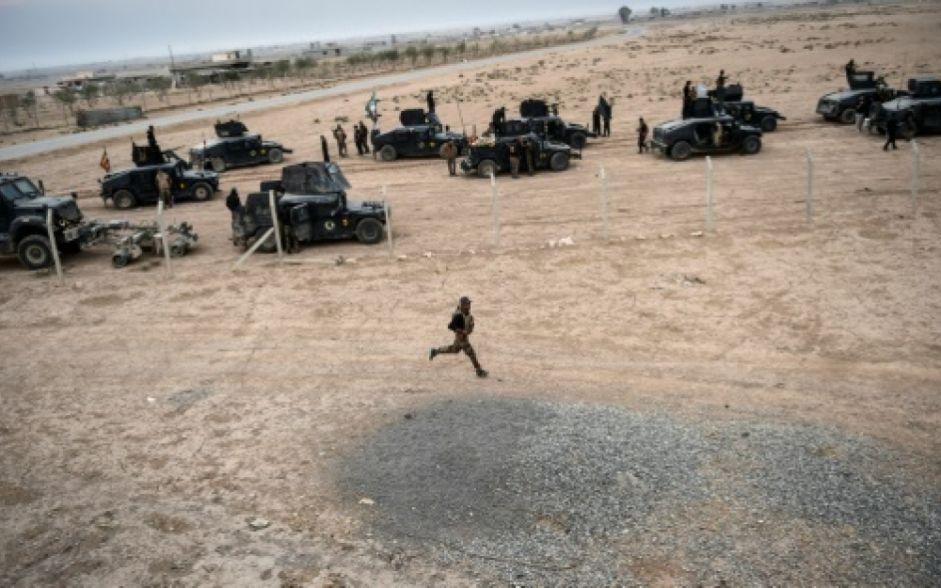 Offensive de Mossoul: des milices tribales ont torturé des détenus
