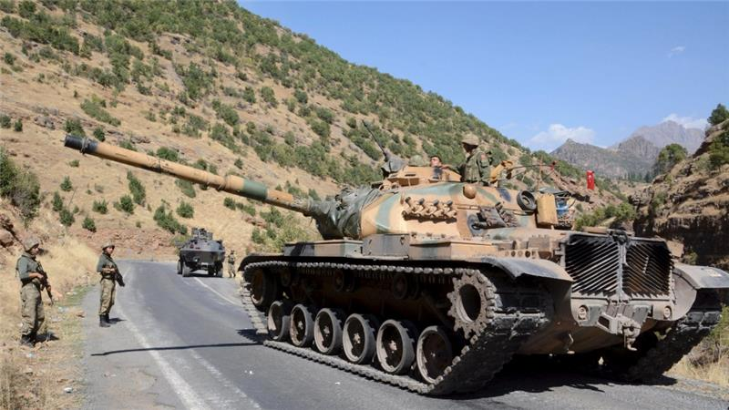 Bomb blast kills children in Turkey's Sirnak