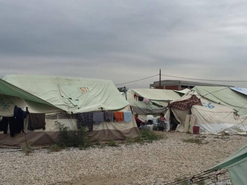 Winter is Coming for Refugees in Greece