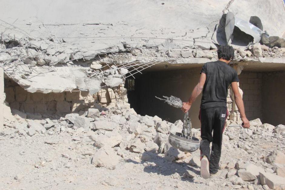 Syria/Russia: School Attack a Possible War Crime