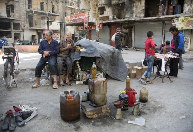 Les rations alimentaires seront épuisées la semaine prochaine à Alep-est, selon l'ONU