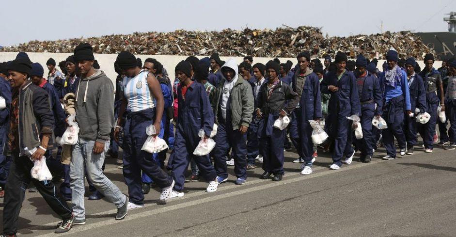 Italie: coups, décharges électriques et humiliations sexuelles contre les réfugiés