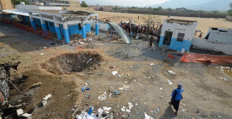 Yémen: les hôpitaux pris pour cibles