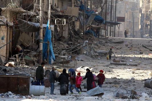 Alep: enfin une résolution du Conseil de sécurité de l'ONU