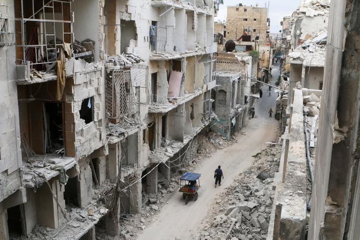 Syria: Desperate Pleas for Protection from Aleppo