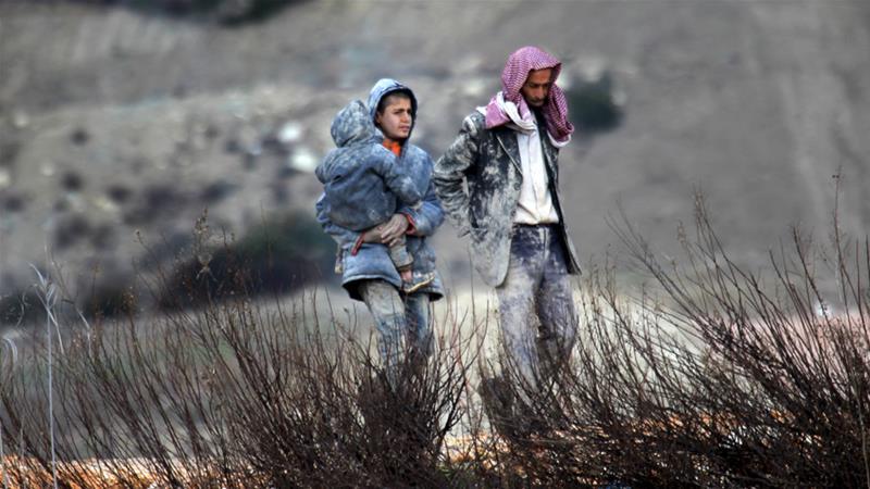 Reports of Turkey border guards killing Syrians denied