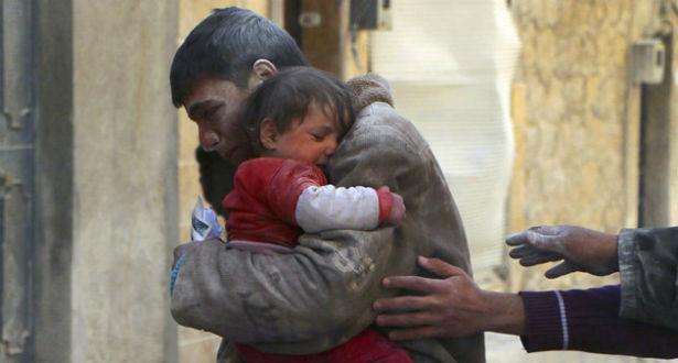 Russie / Syrie: Crimes de guerre liés aux bombardements d'Alep