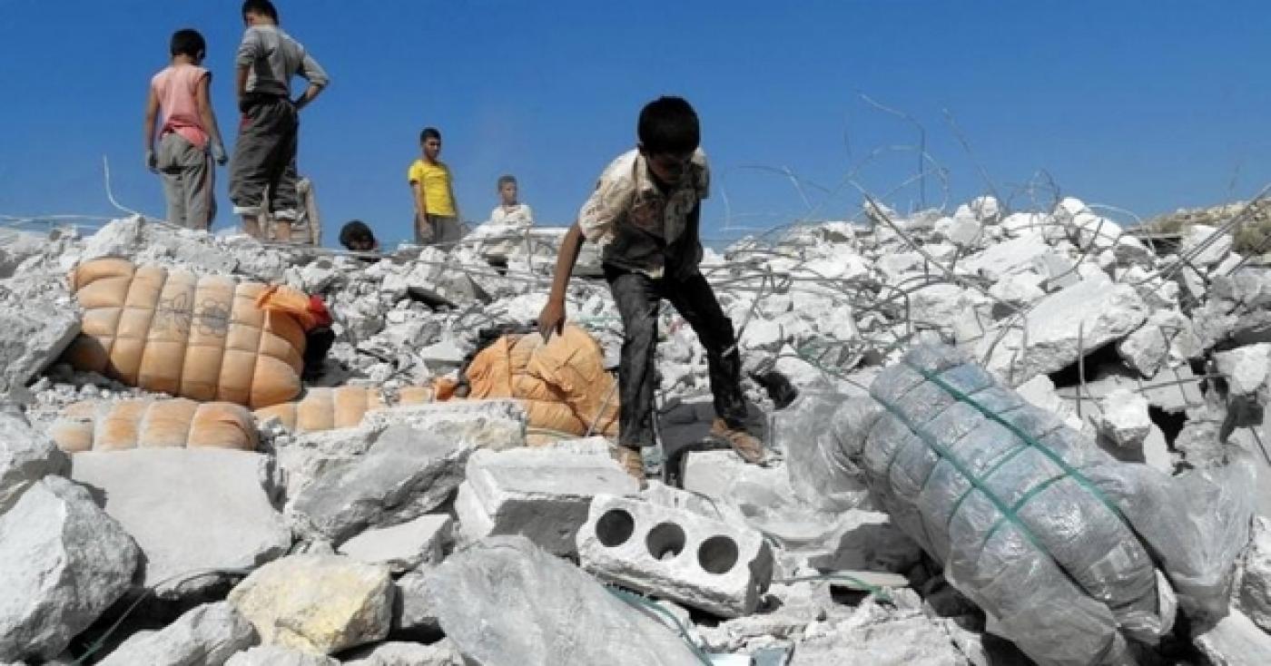 Les pertes civiles dues aux bombardements menés par les États-Unis contre l'EI ont doublé en un an