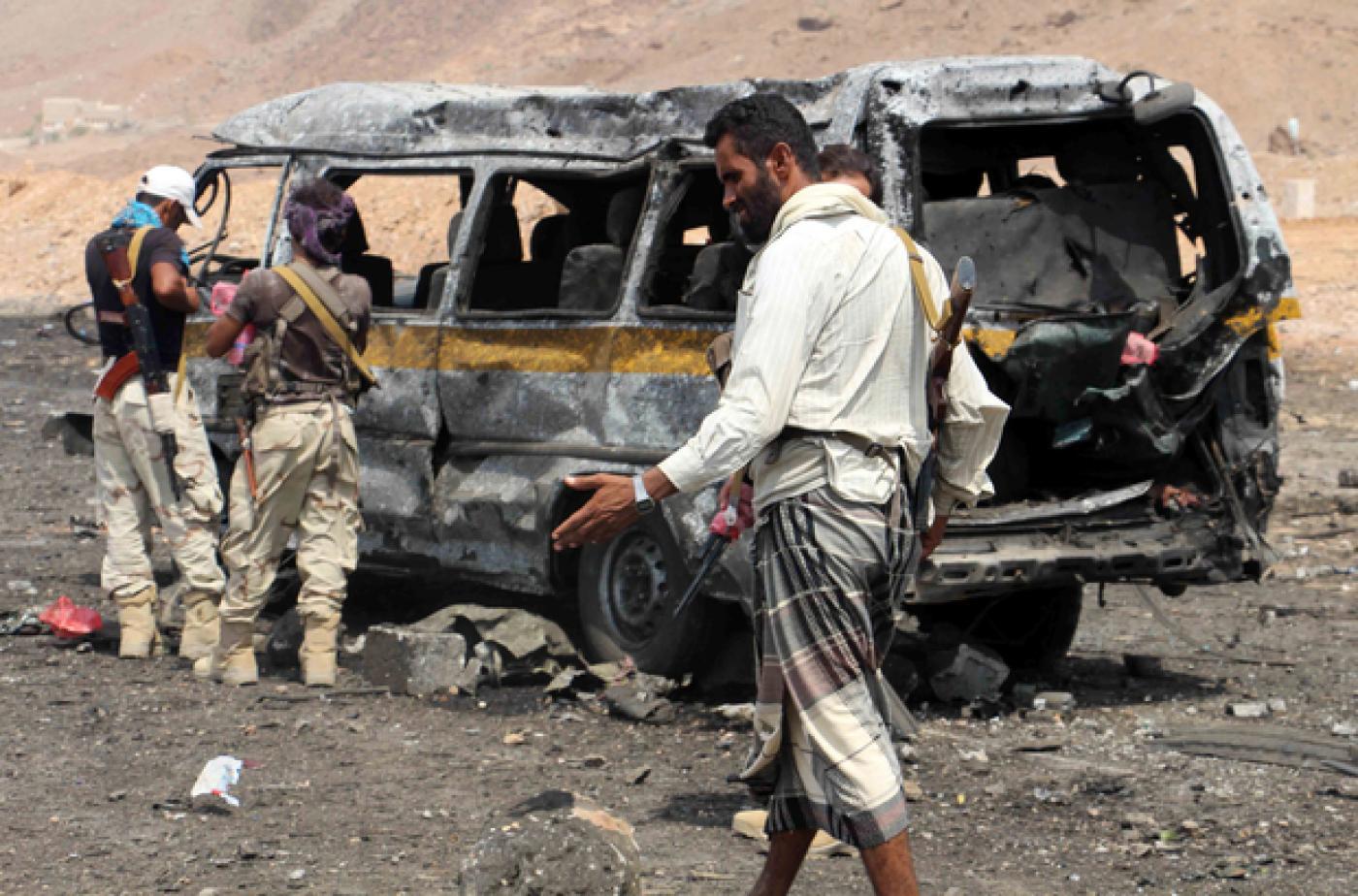 La coalition saoudienne et les Houthis enfreignent le droit international au Yémen, selon l'ONU