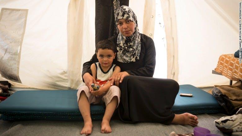 Quel accueil en Europe pour les enfants syriens qui ont échappé à la guerre ?