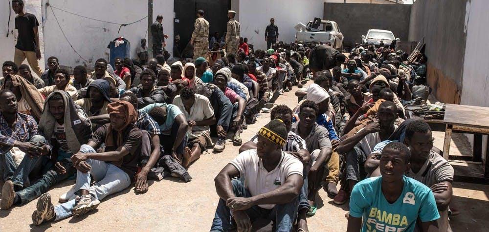 Réfugiés en Libye : l'UE sur la mauvaise voie