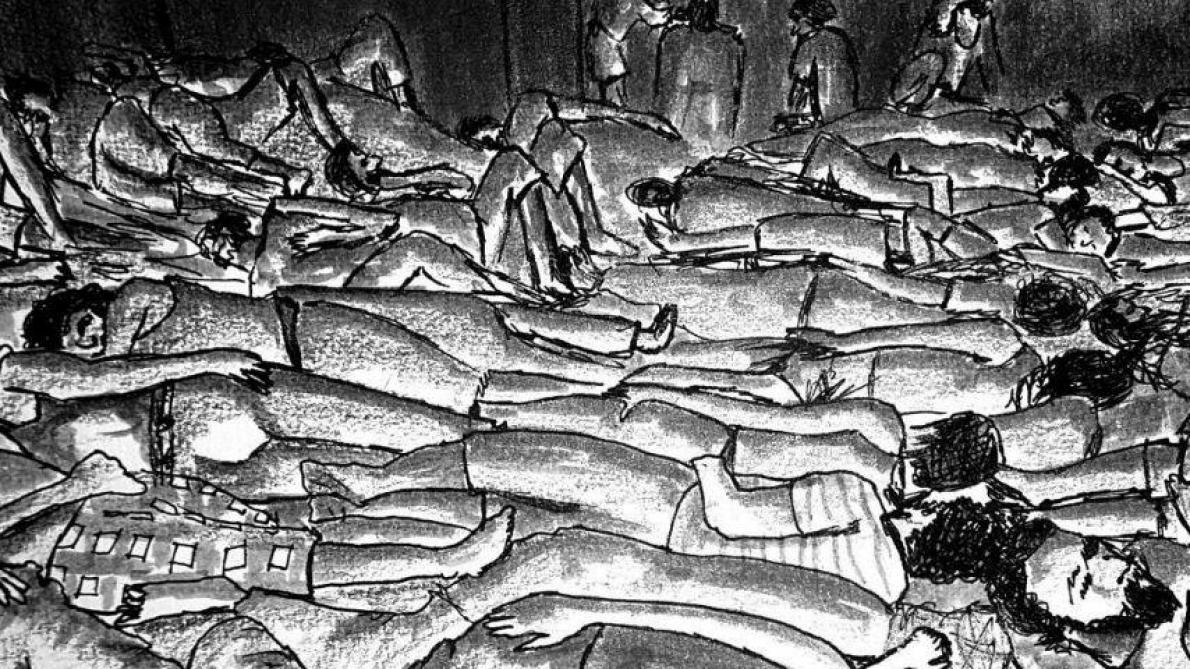 L'enfer des prisons syriennes