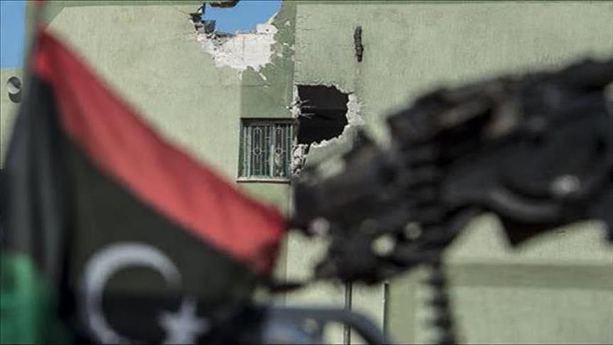 فرقاء ليبيا يتصارعون ونازحوها يدفعون الثمن
