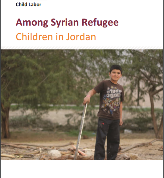 Child Labour Among Syria Refugee Children in Jordan