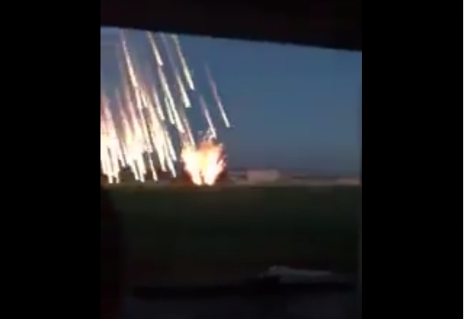 Incendiary Weapons Burn Again in Syria