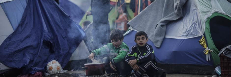"""Euro-Med condamne la désignation de l'afflux de réfugiés par """"une crise"""""""