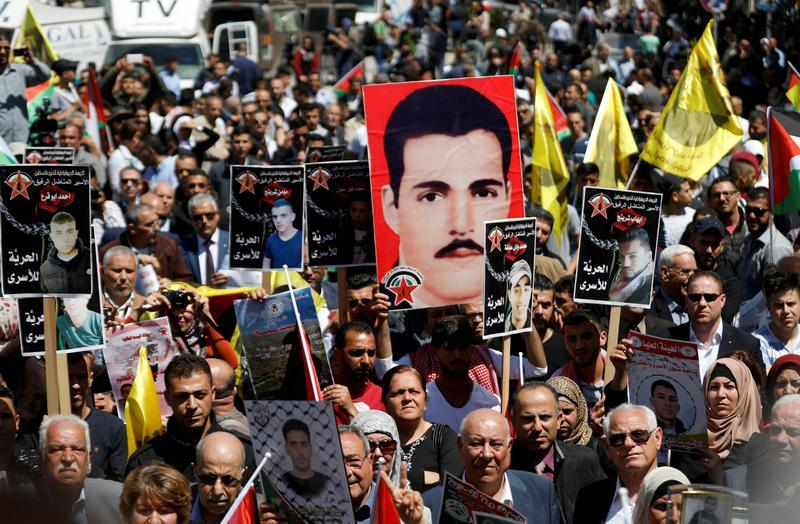 Hunger Strikes Highlight Isolation of Palestinian Prisoners