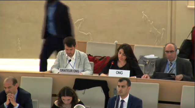 Euro-Med and COJEP call on Human Rights Council to defend freedom of speech in the Middle East