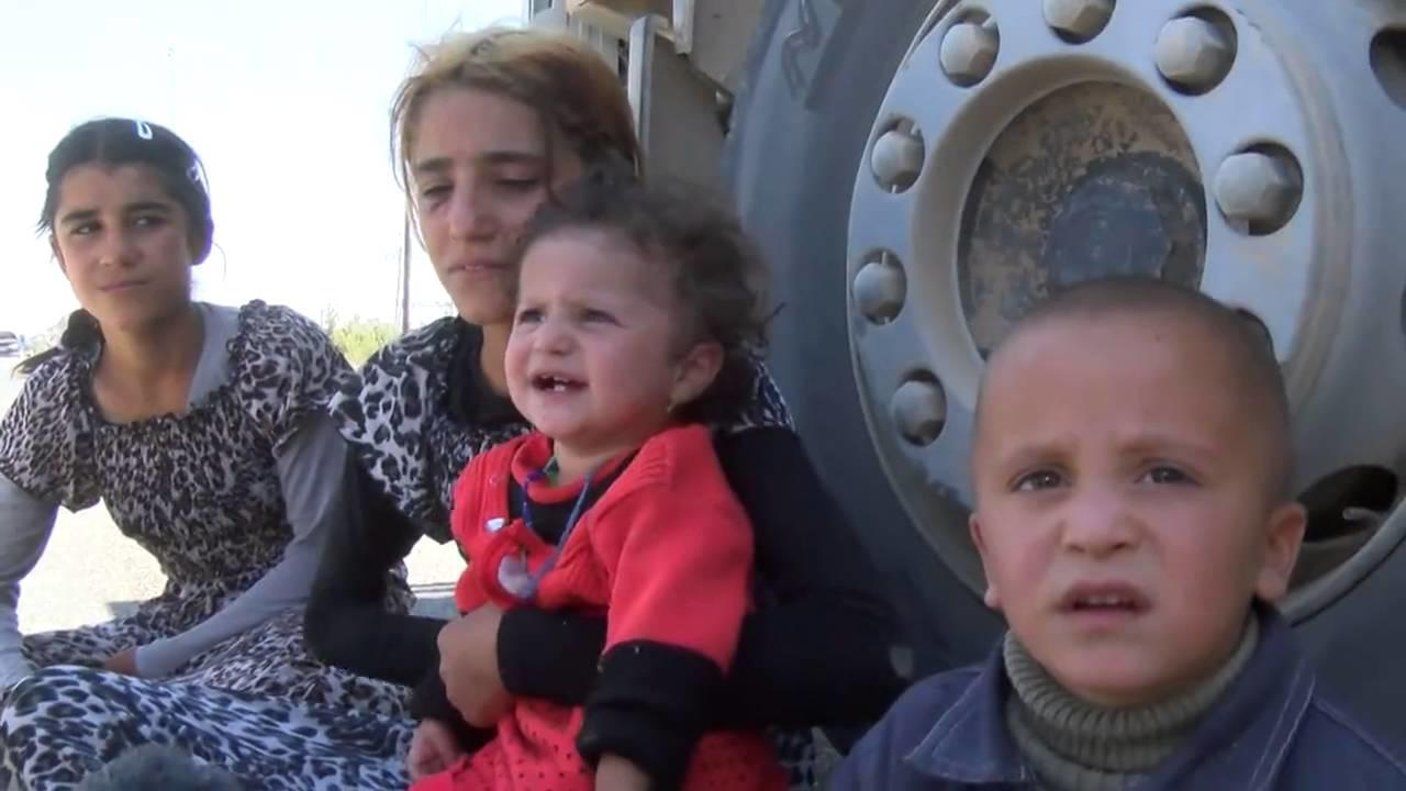 Kurdistan Region of Iraq: Yezidi Fighters' Families Expelled