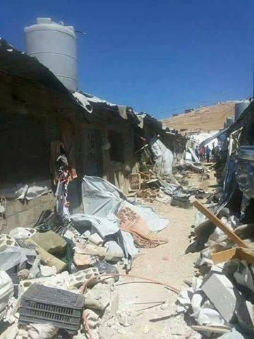 Graves violations contre les réfugiés syriens sur les frontières du Liban