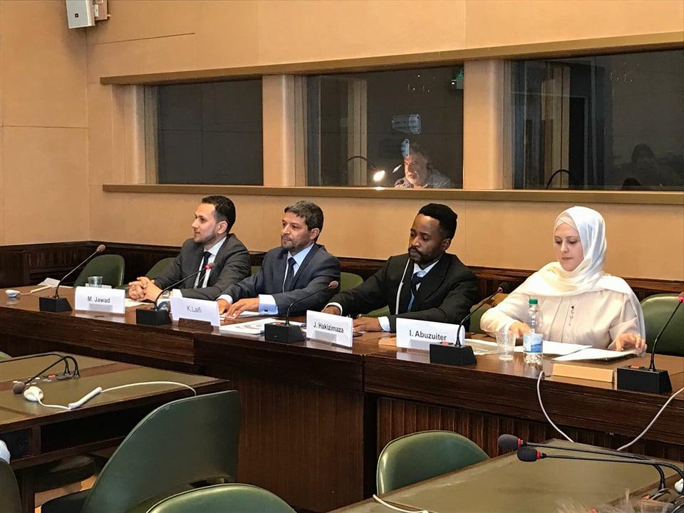 خلال ندوة على هامش اجتماعات مجلس حقوق الإنسان  الأورومتوسطي يناقش أزمة حقوق الإنسان في المنطقة العربية