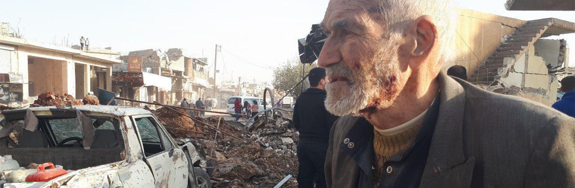 Syrie: Euro-Med exige une position internationale décisive à l'égard du massacre d'Al-Atarib