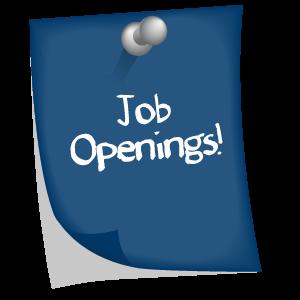 Job opening: Media officer