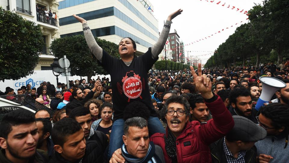 Tunisia: Authorities should respect right to peaceful protest, release detained protesters