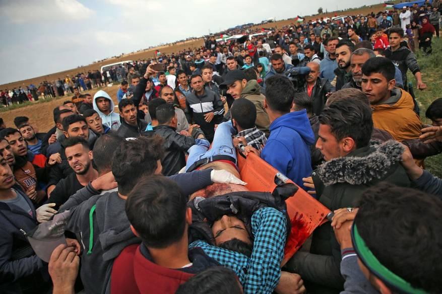 Euro-Med appelle à une présence permanente de l'ONU dans les manifestations du retour à Gaza